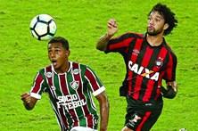 FC Porto ataca médio Wendel
