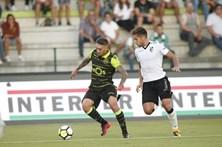 Sporting perde com Vitória de Guimarães por 3-0