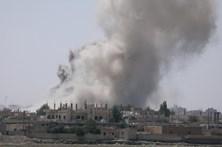 Pelo menos 29 civis mortos na Síria por bombardeamentos de coligação