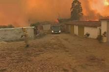 """Malato elogia """"coragem notável"""" de repórteres da CMTV nos fogos"""