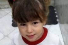 Menina desaparecida encontrada morta com golpe na cabeça