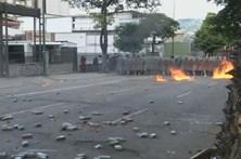 Duas pessoas morreram no primeiro dia de greve geral na Venezuela