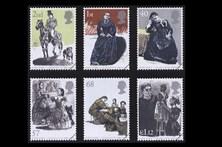 Obras de Paula Rego no Colombo têm selos ingleses