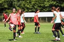 Portugal perde com Inglaterra e é eliminado no Europeu feminino