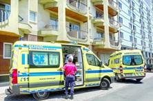 Ambulâncias do INEM em 278 concelhos