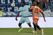 FC Porto demolidor no ataque