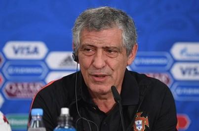 """""""Nunca poderão retirar o mérito a esta equipa"""" - Fernando Santos"""