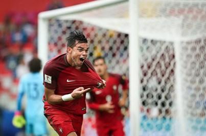 Patrício e Pepe heróis na reviravolta de Portugal