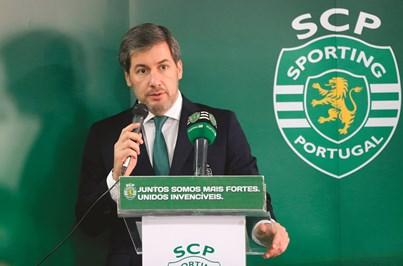 """Bruno de Carvalho revela que Octávio Machado foi apenas """"a terceira escolha"""""""