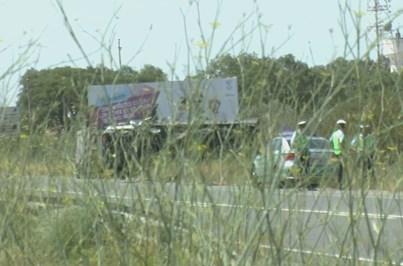 Acidente entre ambulância e camião mata bombeiro e faz dois feridos