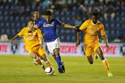 FC Porto chumba nos penáltis