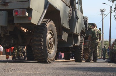 Chefe do Exército volta a nomear os cinco comandantes exonerados