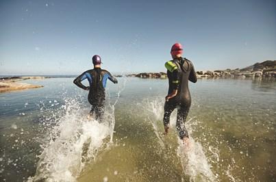 Swimrun: modalidade inventada na Suécia está a fazer furor em Portugal