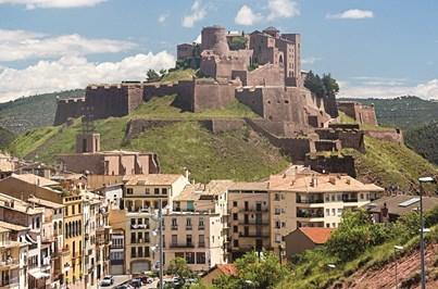 Cardona: a cidade dos irredutíveis da Catalunha medieval