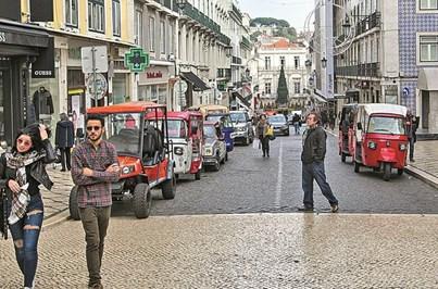 Turismo faz disparar rendas em Lisboa