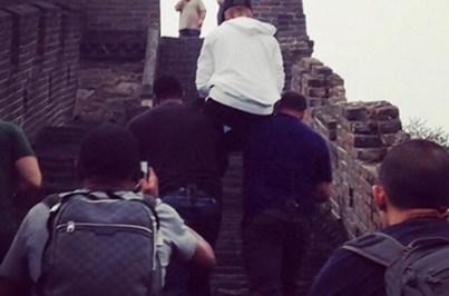 China fecha as portas a Justin Bieber devido a mau comportamento