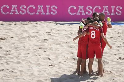 Portugal bate França por 5-0 na estreia lusa no Mundialito