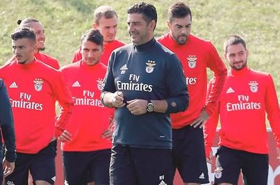 Benfica sem pressa para reforços