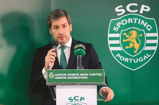Bruno de Carvalho revela que Octávio Machado foi apenas
