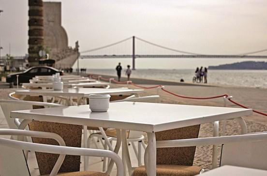 Cadeiras em cortiça 'revolucionam' esplanadas