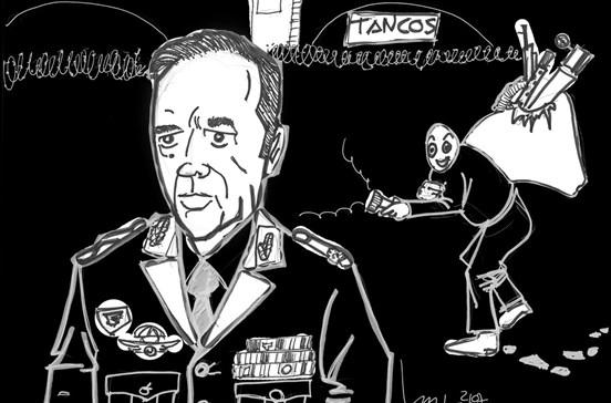 Rovisco Duarte: Artilheiro de Vendas Novas