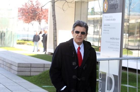 Carrilho quer ser indemnizado em 250 mil euros