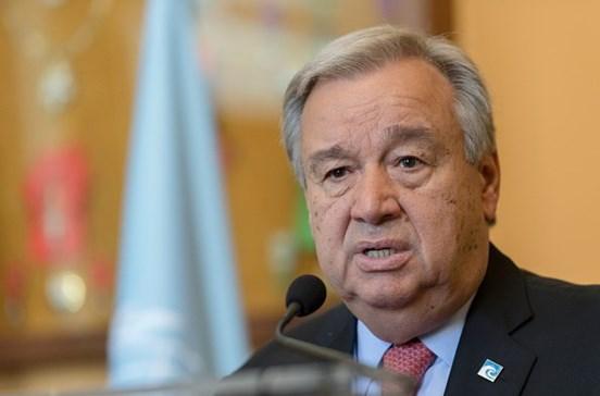 António Guterres condena ataques na Nigéria