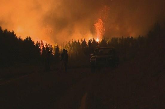 SIRESP com falhas desde as 21 horas no incêndio da Sertã