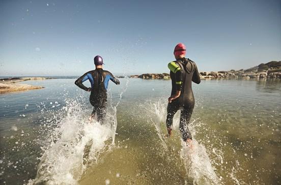 Swimrun: nova modalidade inventada na Suécia está a fazer furor em portugal