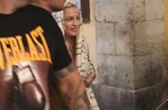 Madonna está de volta a Lisboa