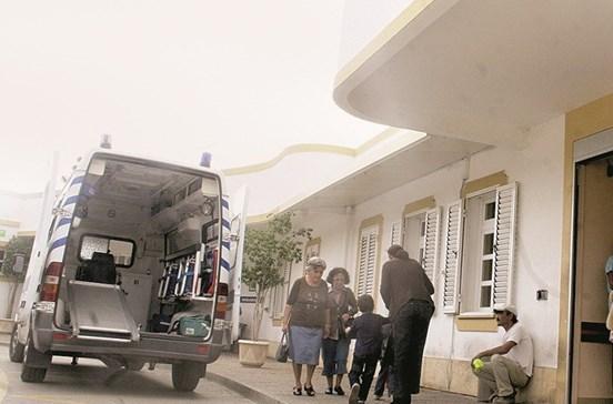 Falta de médicos volta a desviar ambulâncias em Albufeira