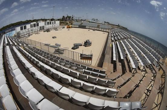 Portugal e Brasil frente-a-frente no Mundialito de Futebol de Praia