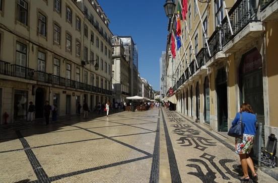 Câmara de Lisboa integra nova associação para preservar calçada portuguesa