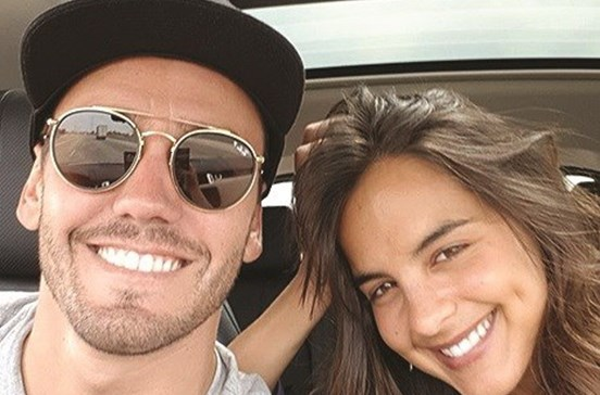 Pedro Teixeira e Sara Matos namoram no Algarve