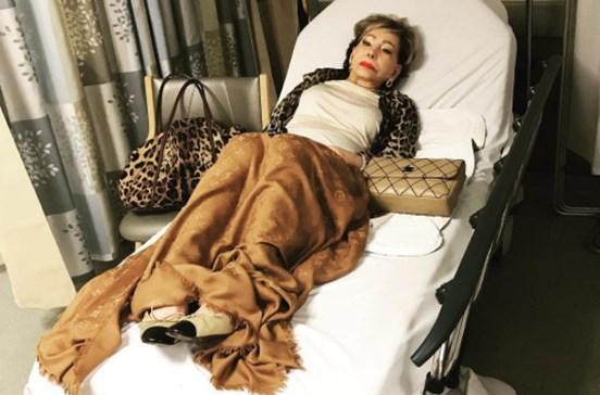 Mulher de Castelo Branco está hospitalizada