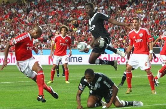 Ingressos para Supertaça entre Benfica e Guimarães esgotados