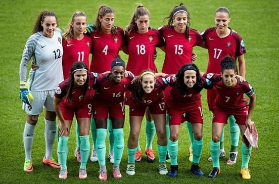 Triunfo histórico da Seleção Nacional Feminina no Europeu de futebol