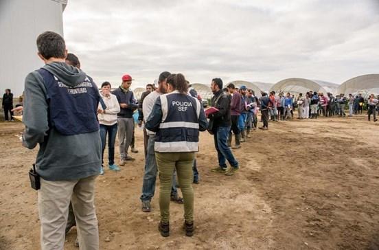 Mais de 1.600 estrangeiros foram impedidos de entrar em Portugal no ano passado