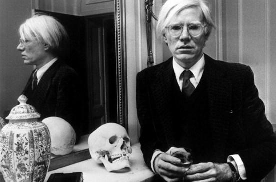 Alice Cooper encontra original de Warhol desaparecido há 40 anos