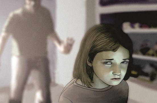 'Monstro' agride e viola as filhas durante 9 anos