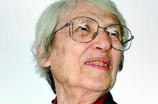 Gretel Bergmann (1914-2017)