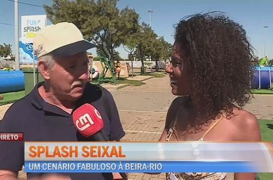 Splash Seixal