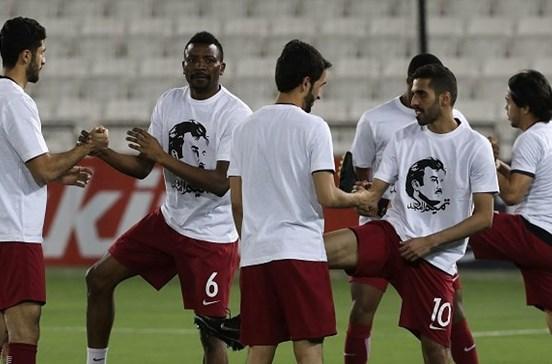 FIFA multa federação do Qatar por mensagens políticas em camisolas de jogadores