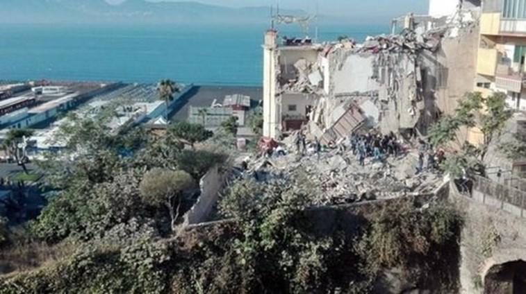 Derrocada de prédio em Itália faz vários feridos e desaparecidos