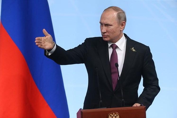 Trump teve uma reunião secreta com Putin na Cimeira do G-20