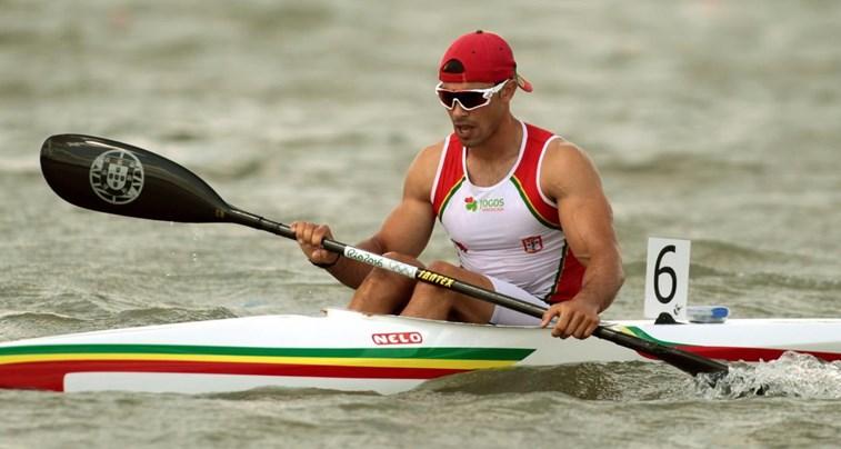 Europeus: Fernando Pimenta apura-se para a final de K1 1000m