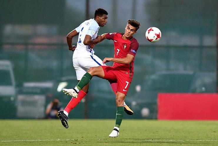Portugal perde final do Euro Sub-19 frente à Inglaterra