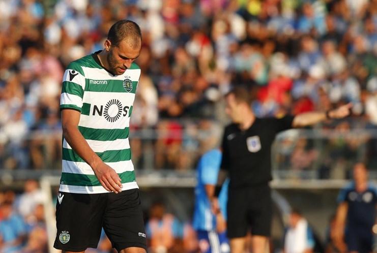 Sporting perde com o Marselha no fecho do estágio de pré-época
