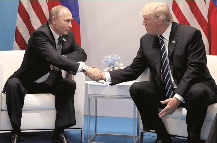 Putin e Trump tiveram reunião não revelada durante G20