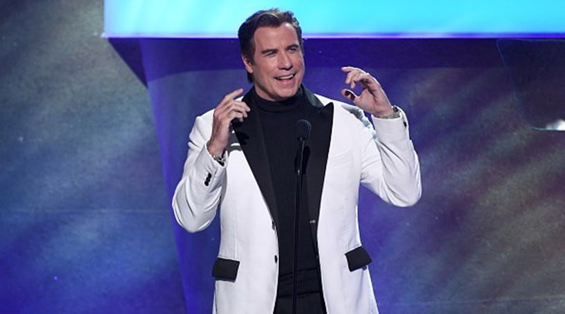 John Travolta acusado de assédio sexual